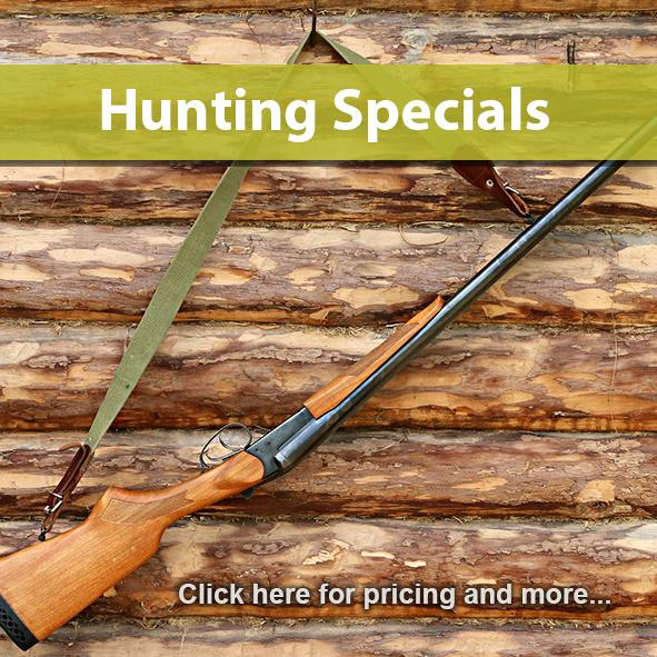 Special Hunting Package 2020